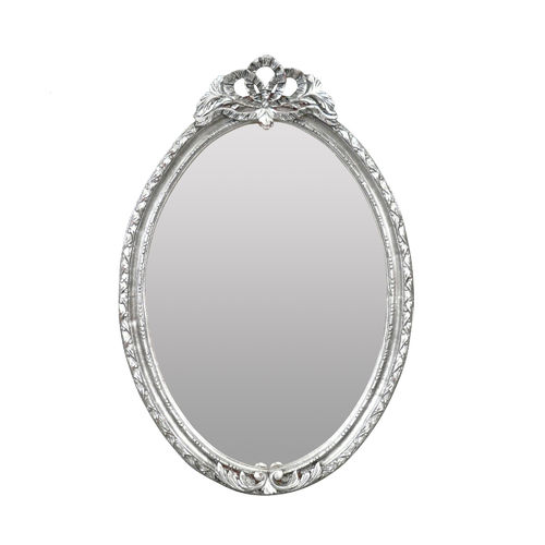 Mirrors louis xv console louis xv mirror for Miroir baroque argent