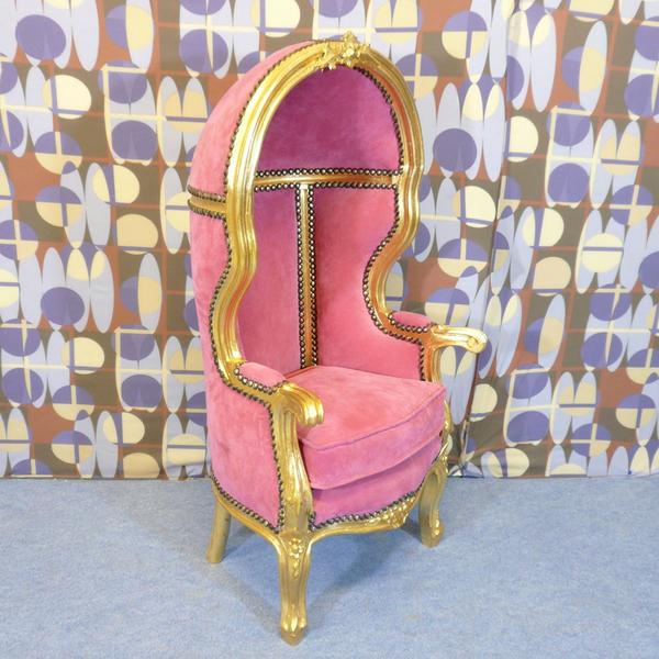 fauteuil enfant rose carrosse jpg pictures. Black Bedroom Furniture Sets. Home Design Ideas